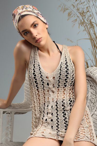 bae top blouse knitted Nima liminal ss 21