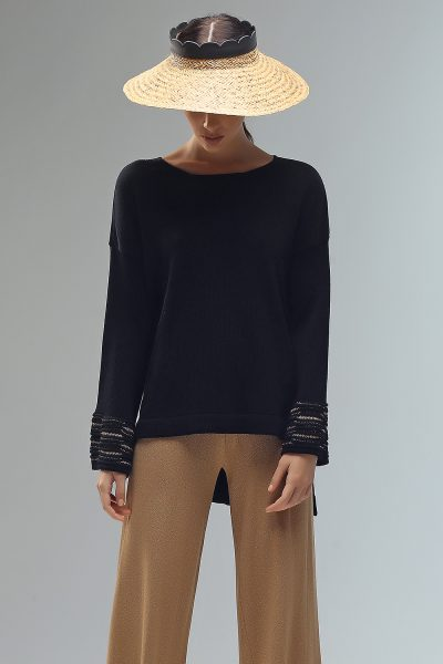 summy longsleeve blouse ss21 collection Nima liminal