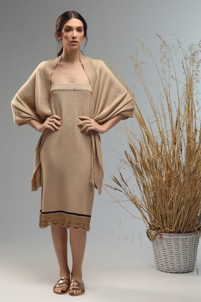 Getty skirt dress Nima liminal ss21