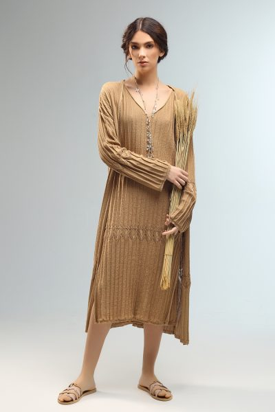 grace knitted cardigan Nima ss21