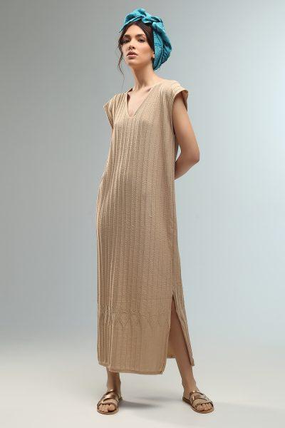 Margaret knitted dress Nima ss21