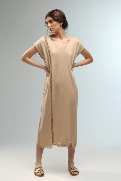 Bridget dress Nima knitted ss 21