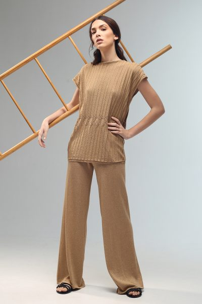 knitted Nima ss 21 top