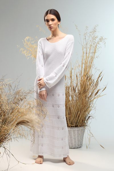 Nima ss knitted dress