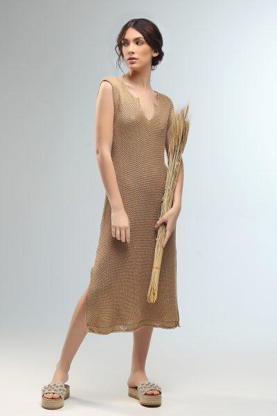 Nima dress knitted ss 21